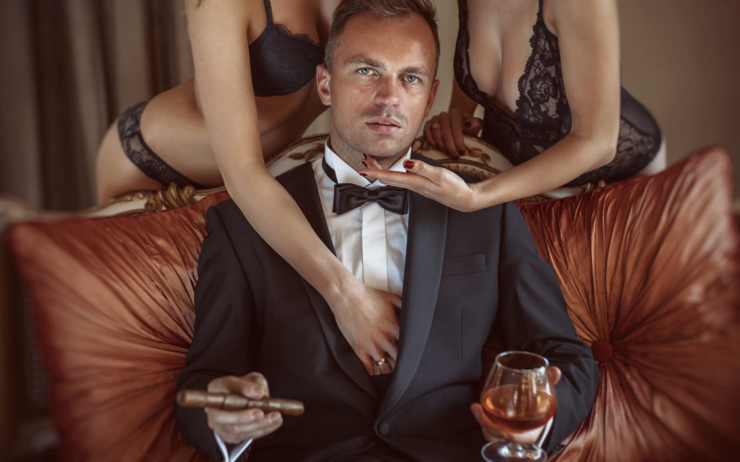 The Real Reason Women Love Rich Guys (3 Rules To Follow)